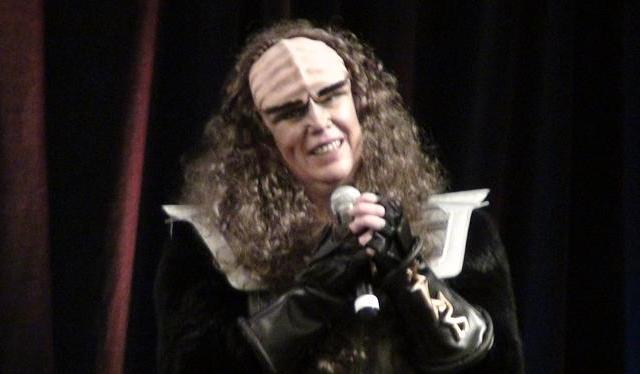 Creation Star Trek San Francisco - The Klingon family part 2!
