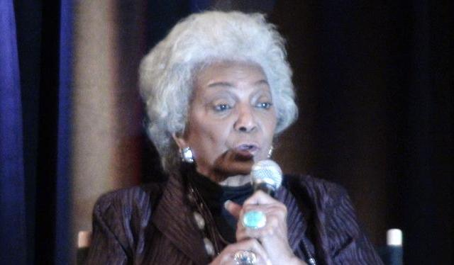 Creation Star Trek San Francisco - Nichelle Nichols!