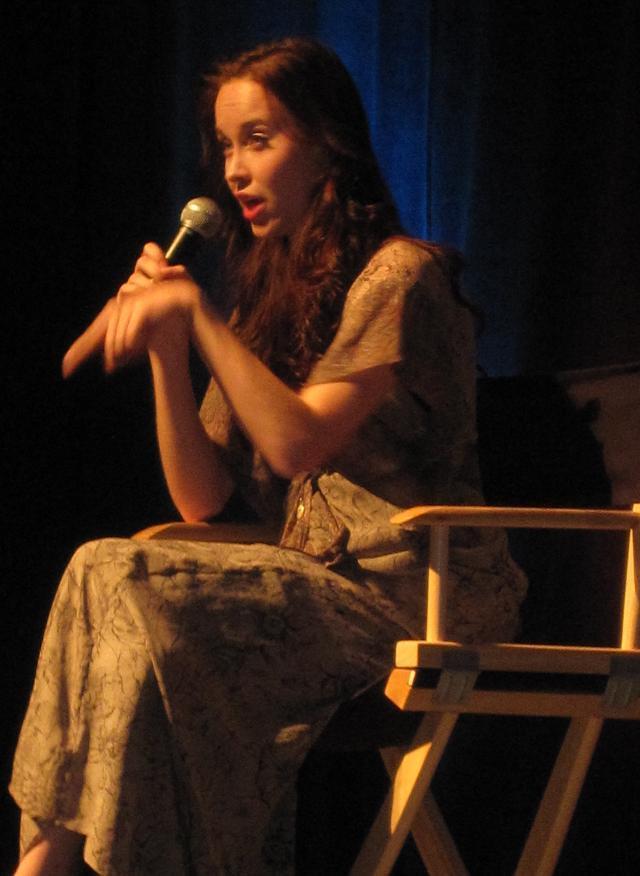 ChiCon 2010 - Elyse Levesque