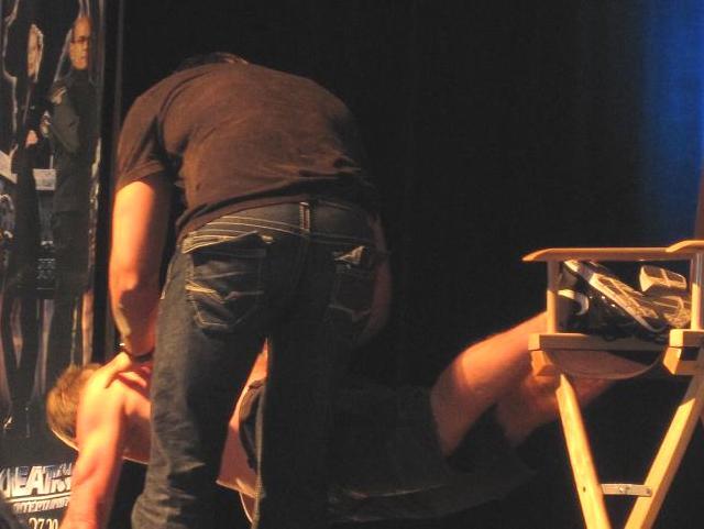 ChiCon 2010 - Dan Shea and Steve Basic