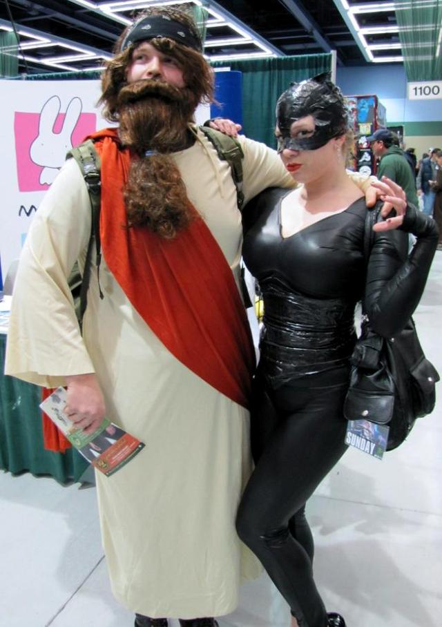 Emerald City Comic-Con 2011 - Costumed attendees!