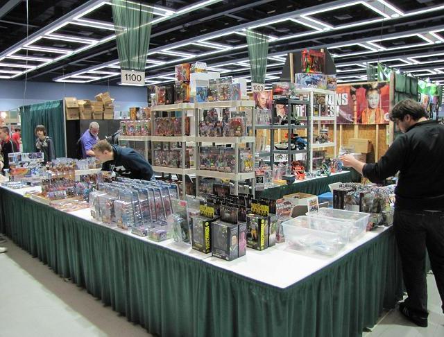 Emerald City Comic-Con: Excellent Exhibition