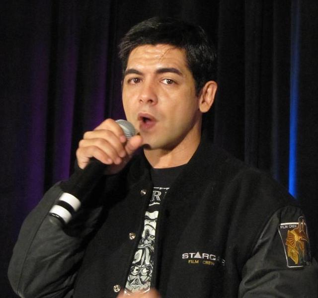 Stargate VanCon 2011 - Alexis Cruz