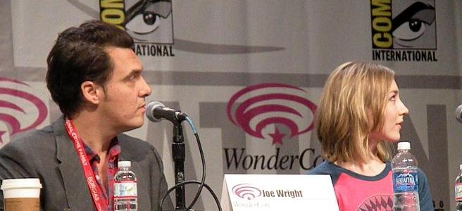 WonderCon 2011 - Joe Wright and Saoirse Ronan