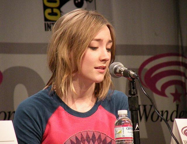 WonderCon 2011 - Hanna - Saoirse Ronan