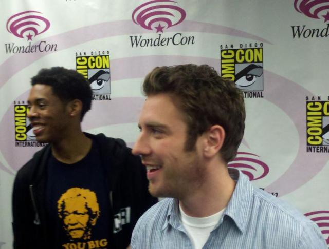 Breaking In - WonderCon 2011 - Brett Harrison