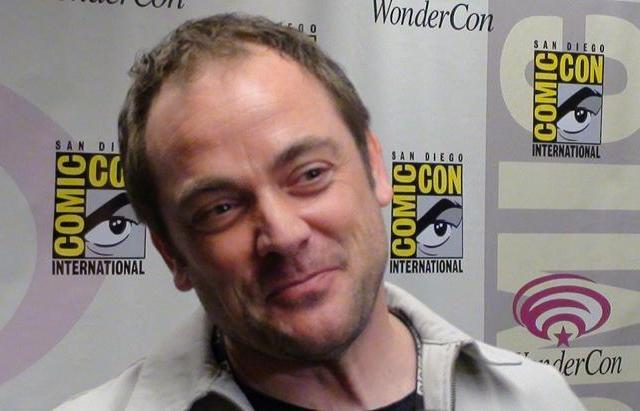 WonderCon 2011 - Mark Shepard of Dr Who!