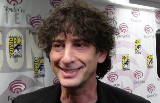 WonderCon 2011 - Neil Gaiman of Dr Who!