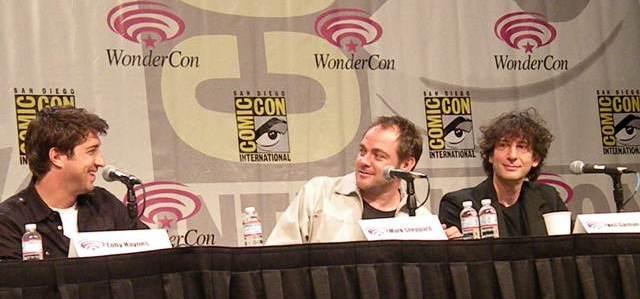WonderCon 2011 - Dr Who Panel
