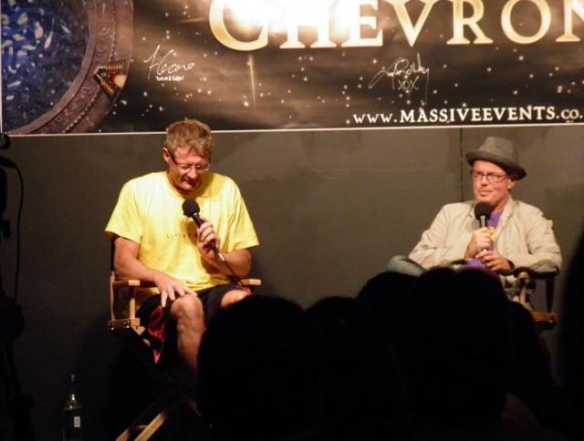 Chevron 7.6 - Second day, Dan and Gary