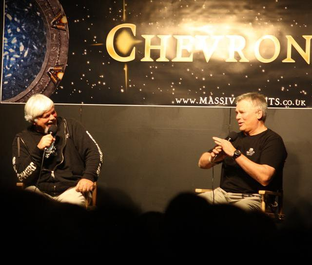 Chevron 7.6 - Capt Paul Watson and Rich Dean Anderson