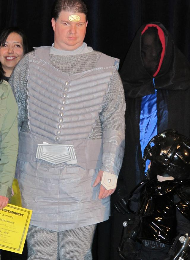 Stargate Vancouver 2011 - Great costumes at VanCon
