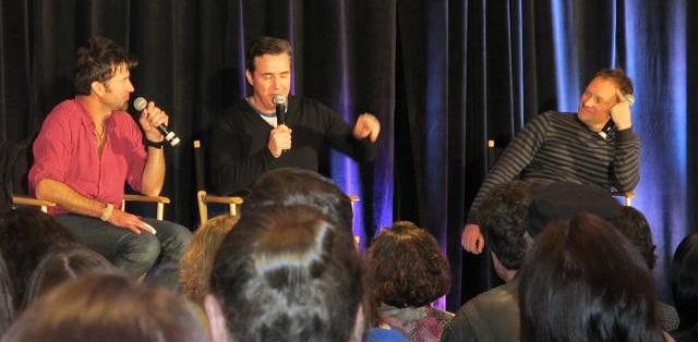 Stargate Vancouver - Joe, Paul and David at VanCon!