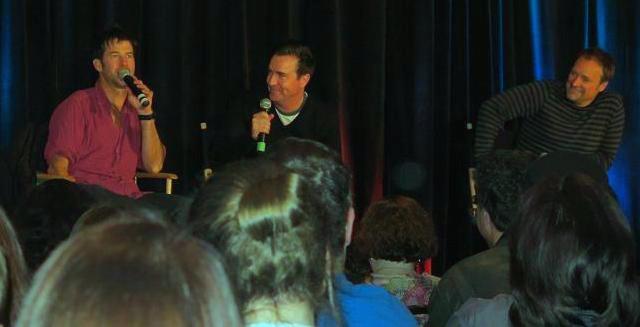 Stargate Vancouver Spring 2011 - Joe, Paul and David!