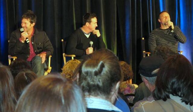 Stargate Vancouver Spring 2011 - Joe, Paul and David