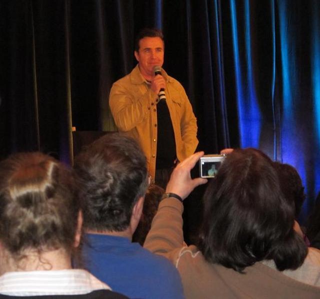 Stargate Vancouver Spring 2011 - Paul McGillion