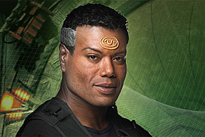 Click to learn more about Chris Judge of SG1 at MGM Studios!