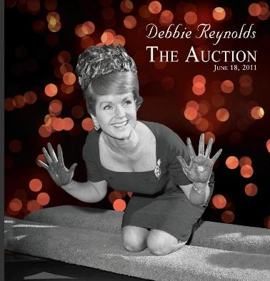Awesome Debbie Reynolds Hollywood Auction 45 by Profiles in History!
