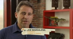 Click to learn about Joe Maddelena of Profiles in History