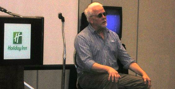 Scifi on the Rock 5: J.G. Hertzler of Star Trek Questions and Answers in St. Johns Newfoundland!