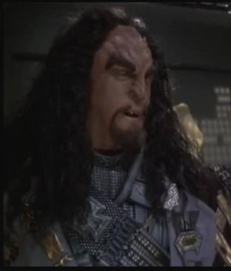 Star Trek DS9 - J.G. Hertzler as Martok