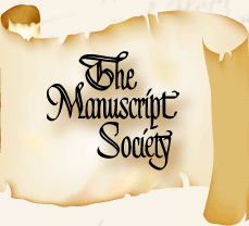 Click to learn more about the Manuscript Society!