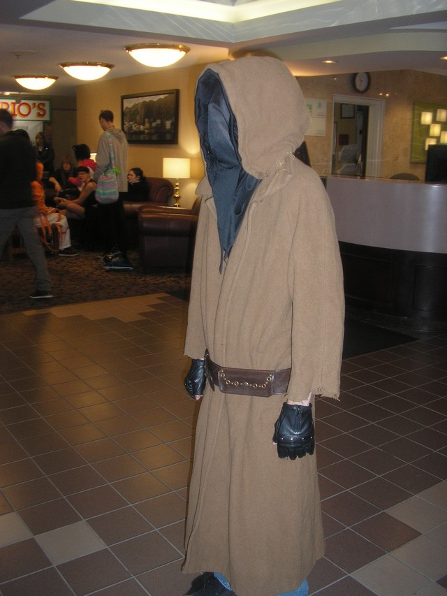 Star Wars character at SciFi on the Rock 5