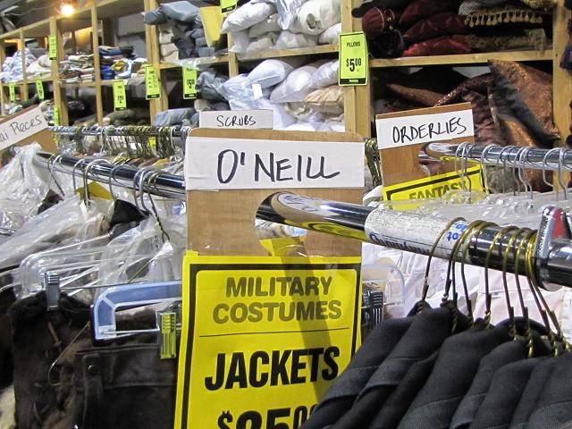 Stargate Maynards Liquidation - O'NeillStuff