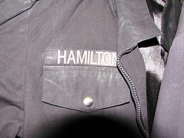 Stargate Liquidation Maynards -named uniforms