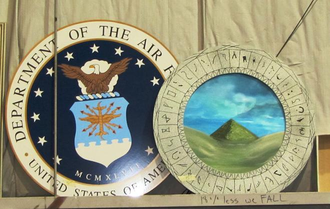 Stargate Liquidation --plaques