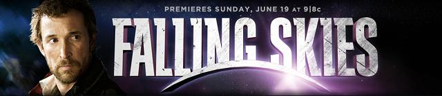 Falling Skies Banner - Click to visit TNT Falling Skies!
