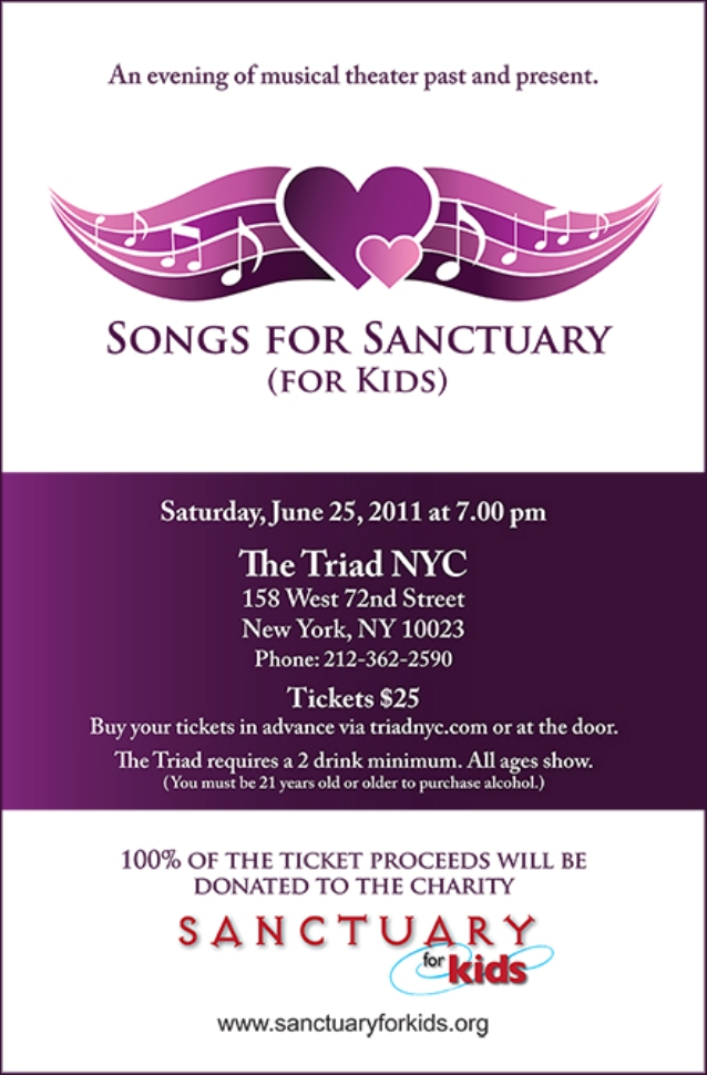 Please click to support Songs Sanctuary for Kids. Thank you!