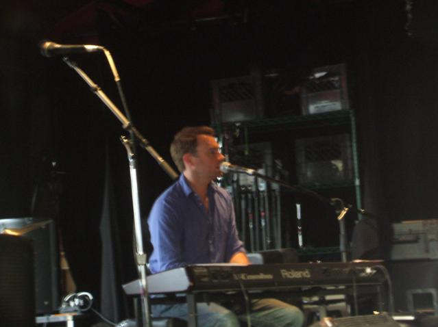 Mark Hildreth: Live At The Backstage Lounge Granville Island June 26th, 2011