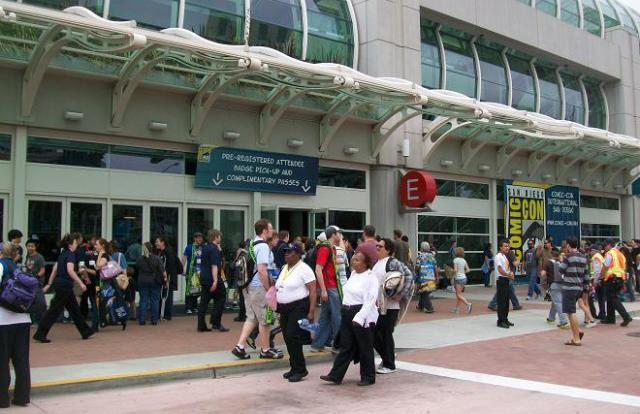 San Diego Convention Center home of Comic-Con International