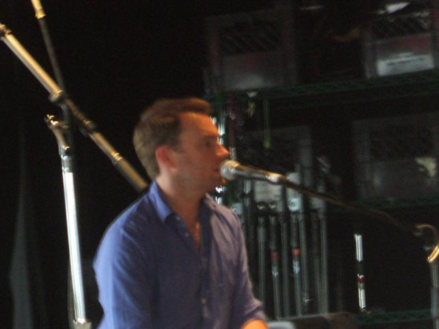 The Back Stage Lounge - Mark Hildreth