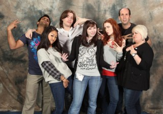 Calgary Expo 2011 - Steph and Bring Bang Theory