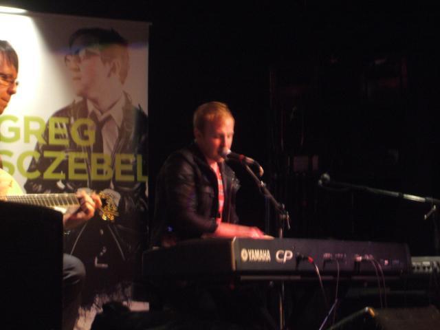 The Back Stage Lounge - Greg Sczebel