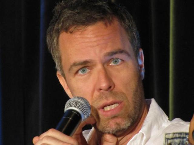 Stargate Vancouver 2011 - J.R. Bourne
