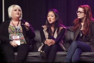 Calgary Expo 2011 - Felicia Day panel