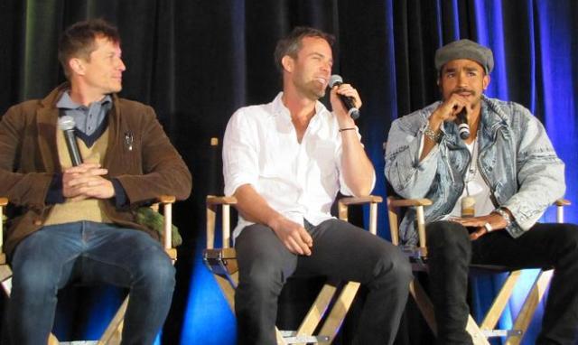 Stargate Vancouver 2011 - Sunday Panel