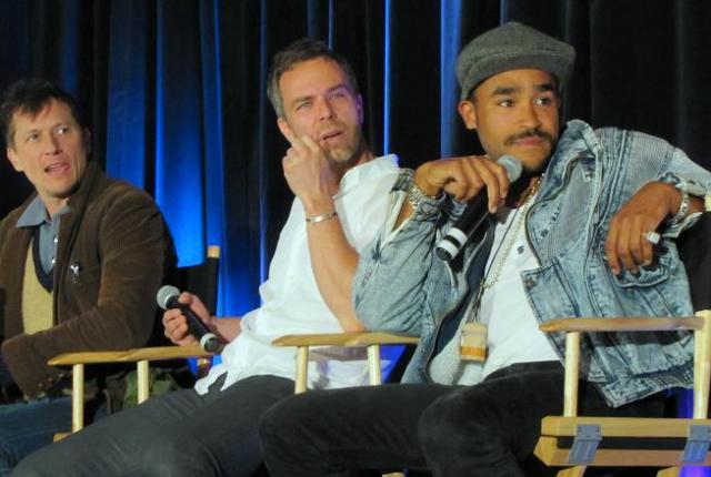 Stargate Vancouver 2011: Sunday Panels Corin Nemec, J.R. Bourne, Jamil Walker Smith and Christopher Heyerdahl