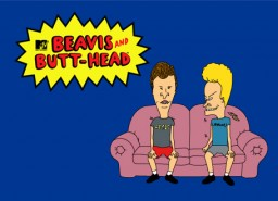 Click to learn more about Beavis and Butthead at MTV!
