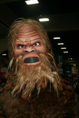 Comic-Con 2011 - Big Foot