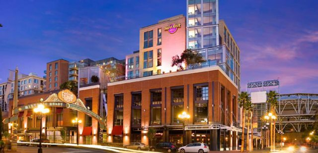 Click to learn more abot the Hardrock Hotel San Diego!