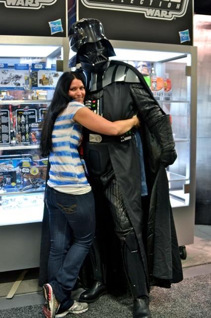 SDCC 2011 experience- Rachelle loves evil-3