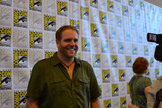 Syfy's Sanctuary Panel at San Diego Comic-Con 2011 With Press Room Images!