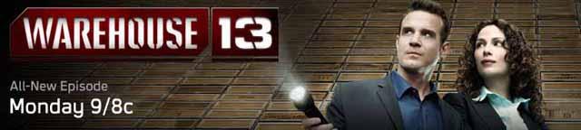Warehouse 13 logo