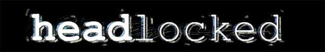 Headlocked comics logo