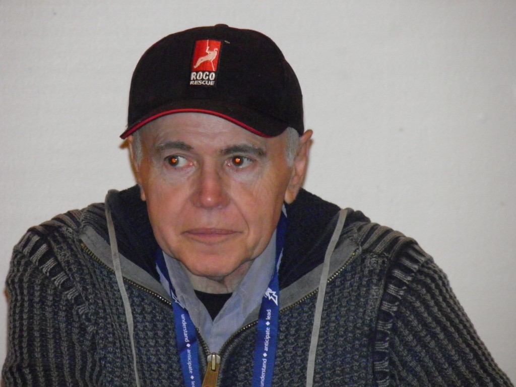 London Film and Comic Convention - Walter Koenig - Star trek
