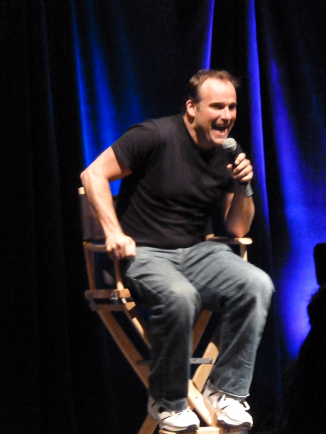 Creation Entertainment Stargate Chicago - David DeLuise